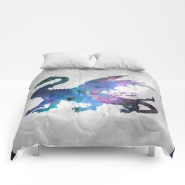 Galaxy Series (Dragon) Comforters