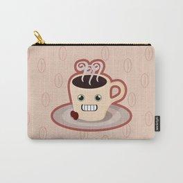Kawaii Coffee Carry-All Pouch