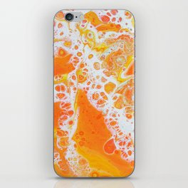 Summer Abstract #1 iPhone Skin