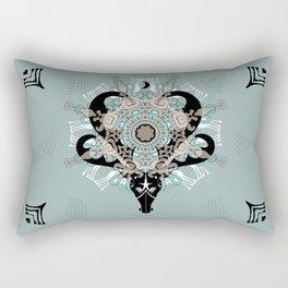 Magic Deer No.01 Rectangular Pillow