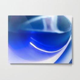 happy glass Metal Print
