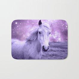 Lavender Horse Celestial Dreams Bath Mat