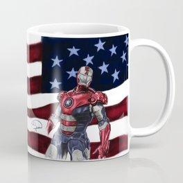 Iron Patriot Coffee Mug