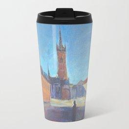 Stockholm Cityscape Travel Mug