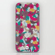 out mini garden iPhone & iPod Skin