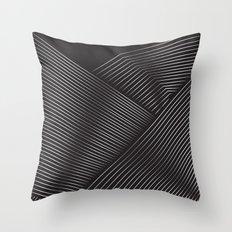 Layer Upon Layer Throw Pillow
