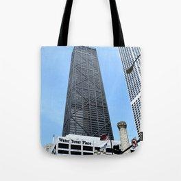 Water Tower Tote Bag