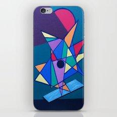 pattern art iPhone & iPod Skin