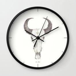 The Saint Goat Wall Clock