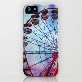 To Touch the Sky iPhone Case