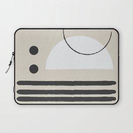 Abstract Modern Art Laptop Sleeve