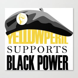 Yellow Peril Canvas Print