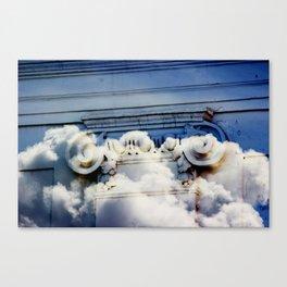 Wolken Canvas Print