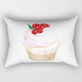 Classic Cupcake Rectangular Pillow
