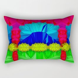The theatre of unspoiled nature ... Rectangular Pillow