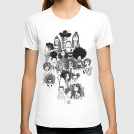 #Inktober 2016 Compilation T-shirt