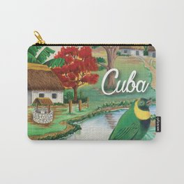 Cuba Scenery 2 Carry-All Pouch