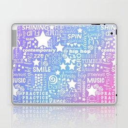Dance Obsession Laptop & iPad Skin