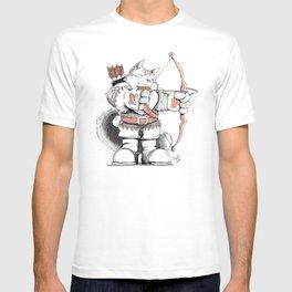 Archer Mainecoon Cat T-shirt