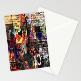 Paragon City Is Calling [Recombinant Series] Stationery Cards