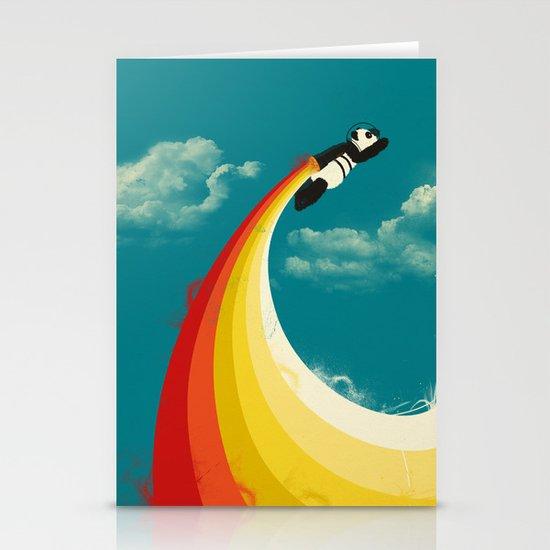 Panda Express Stationery Cards