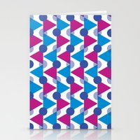 bows Stationery Cards featuring Bows by Emely Vertiz