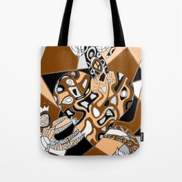 Heart of joy Tote Bag