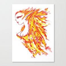 Firebeauty Canvas Print