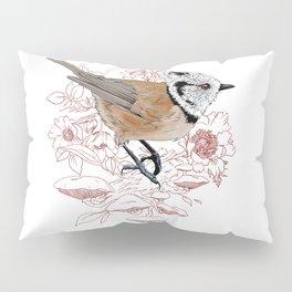 Bird Pillow Sham