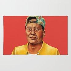 Hipstory -  Mao Zedong Rug