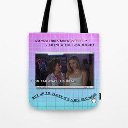 Clueless x Monet Tote Bag