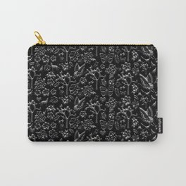 Joshua Tree Silver by CREYES Carry-All Pouch