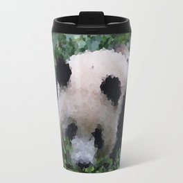 Poly Animals - Panda Travel Mug