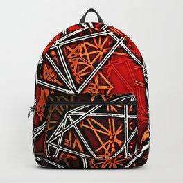 Geometric shadows Backpack