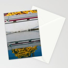 Fishing Nets - 4 Stationery Cards