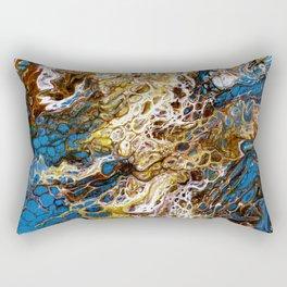 Copper Vein 2 Rectangular Pillow