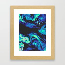 AUDELINE Framed Art Print