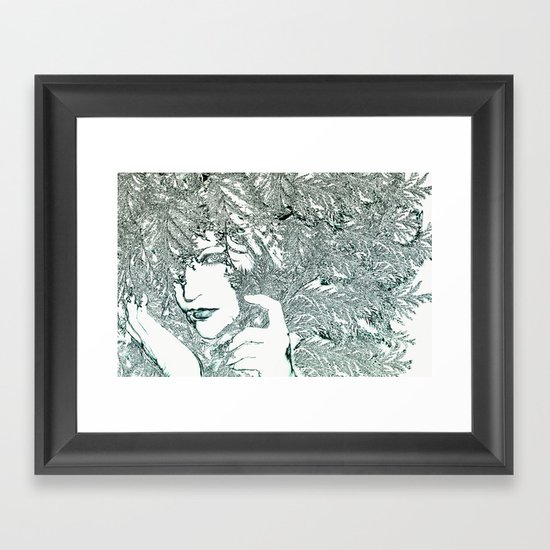 New Plumage... Framed Art Print