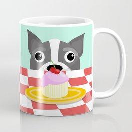 Dog and Cupcake Coffee Mug