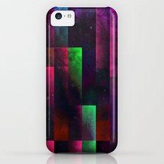 tryyng zzo hyrd Slim Case iPhone 5c