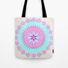 Mandala Air Tote Bag