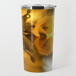 Flower Reflection #decor #society6 #buyart Travel Mug