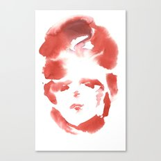 Red Ace Canvas Print