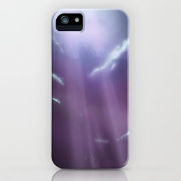 In gods hands iPhone Case