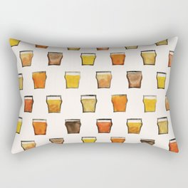 All the Beer in the World Rectangular Pillow
