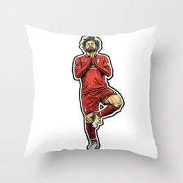 Mo Celebration 1 Throw Pillow
