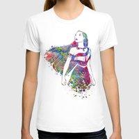 pocahontas T-shirts featuring Princess Pocahontas by Bitter Moon