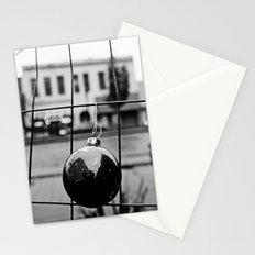 Urban Christmas bulb Stationery Cards