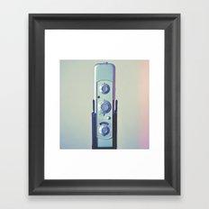 Spy Love Framed Art Print
