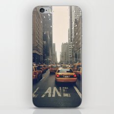 Fifth Avenue  iPhone & iPod Skin
